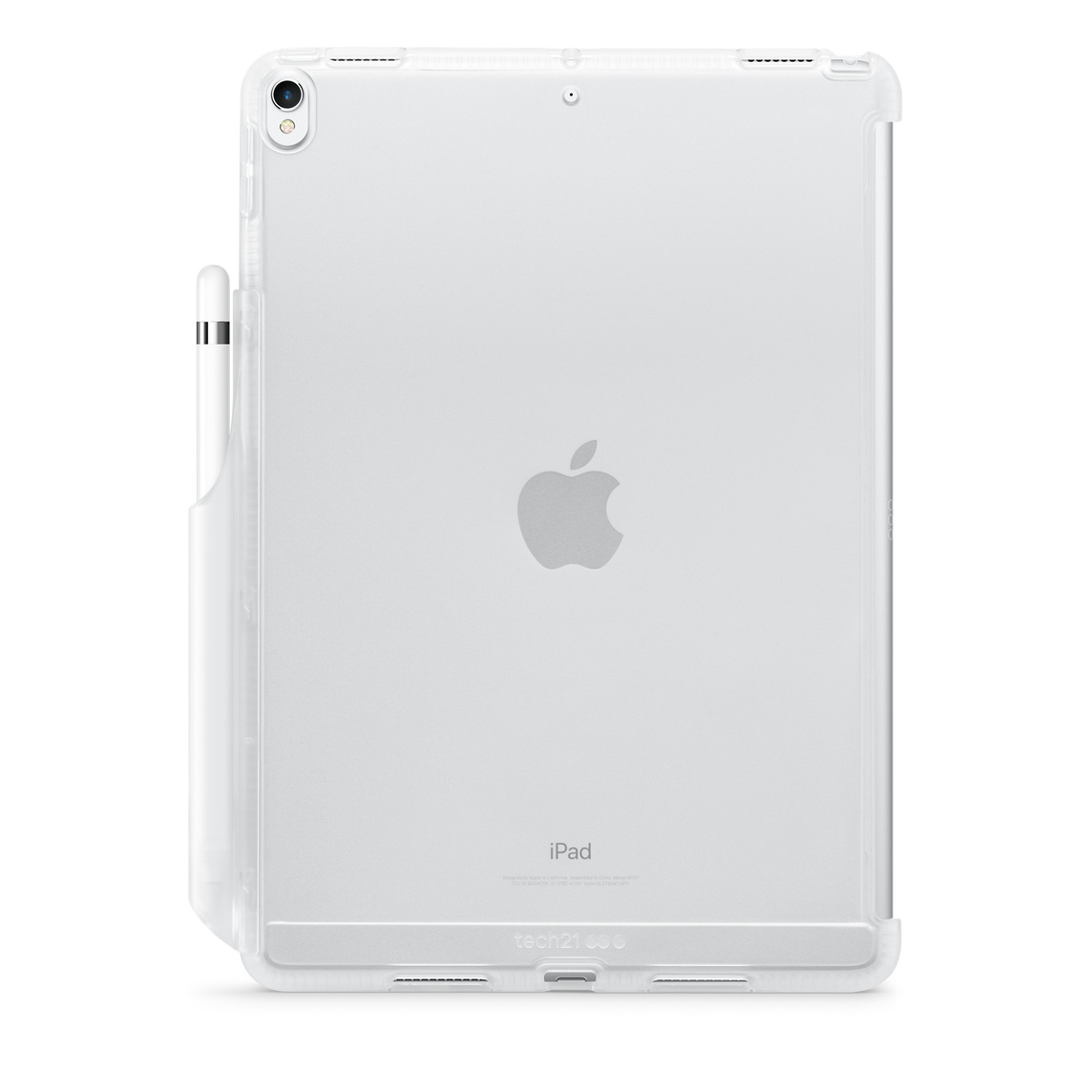 super popular 1014c 3b440 Tech21 Impact Clear Case for 10.5-inch iPad Air and iPad Pro