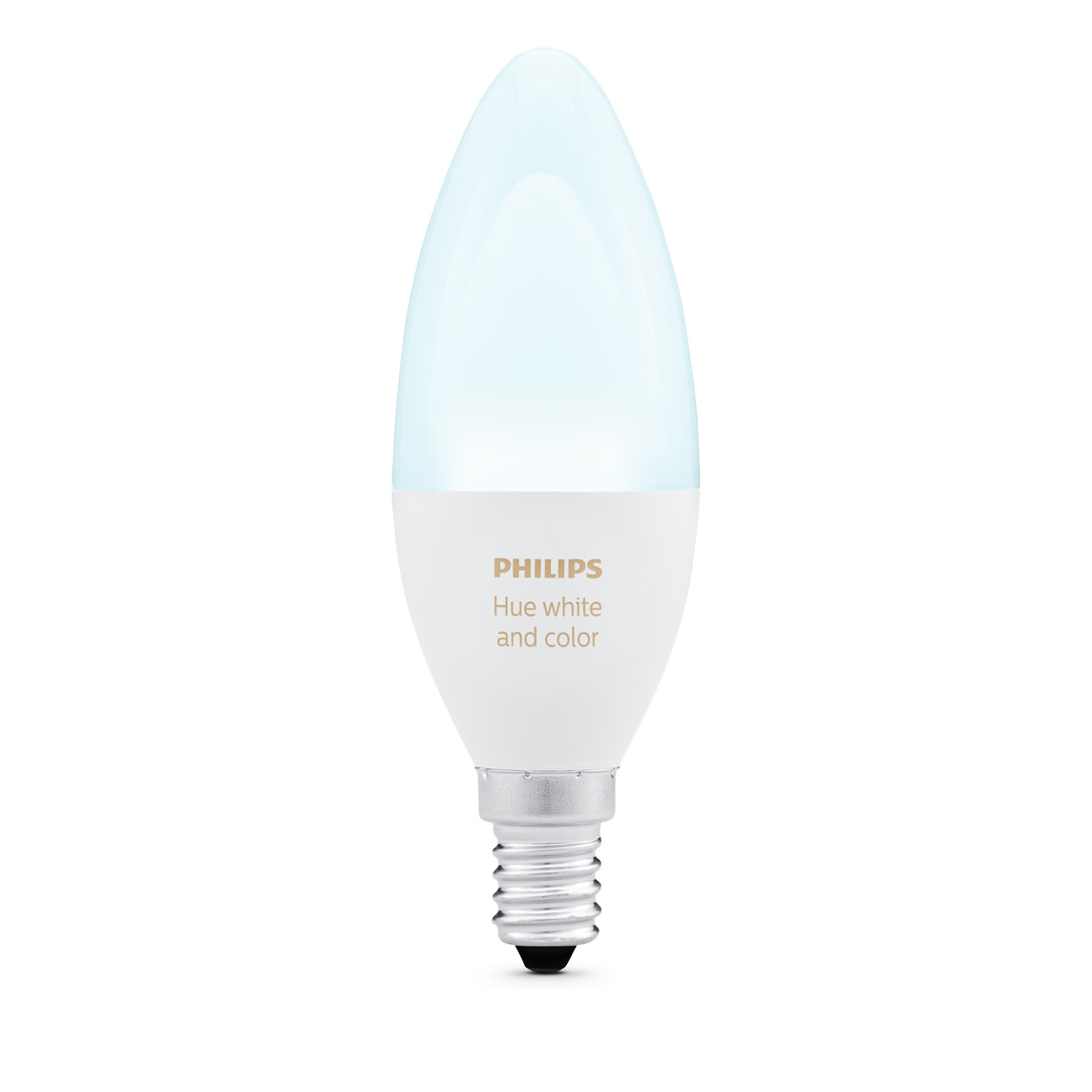 Philips Hue Ambiance White And Colour Extension Bulb E14