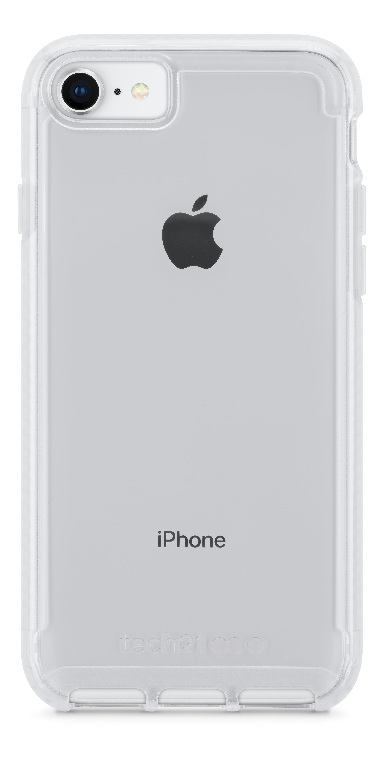 super popular 9b243 625b0 Tech21 Pure Clear Case for iPhone 8/7