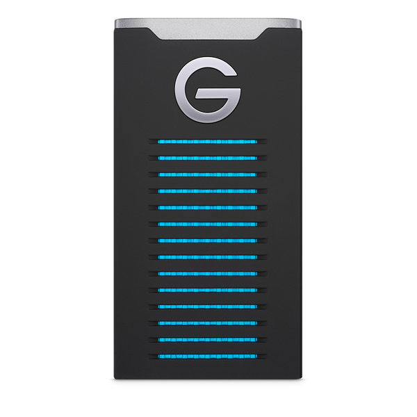 G-Technology 500GB G-DRIVE mobile SSD R-Series 儲存裝置 -