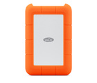LaCie 4TB Rugged RAID PRO USB-C Hard Drive with Built-in SD Card Reader