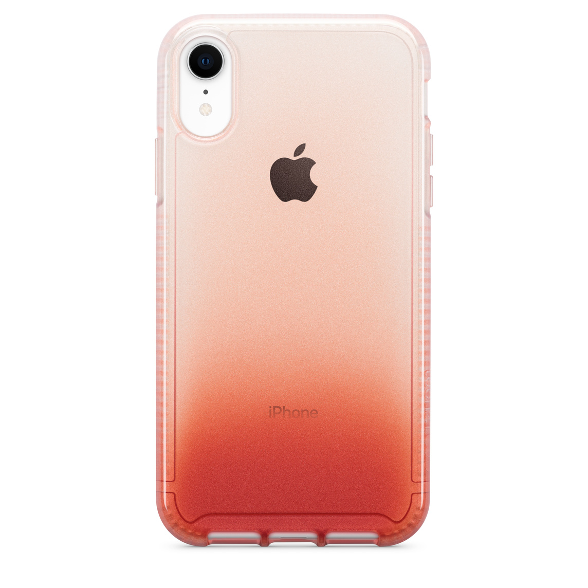 sale retailer 4d056 df641 Tech21 Pure Ombré Case for iPhone XR