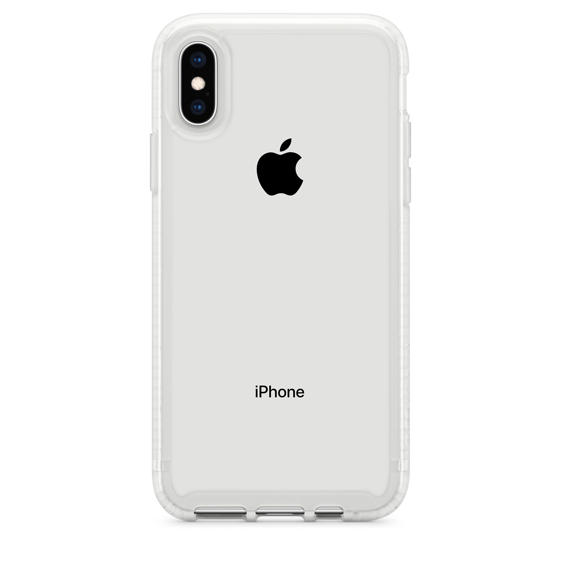 official photos 696e0 45b7b Tech21 Pure Clear Case for iPhone XS