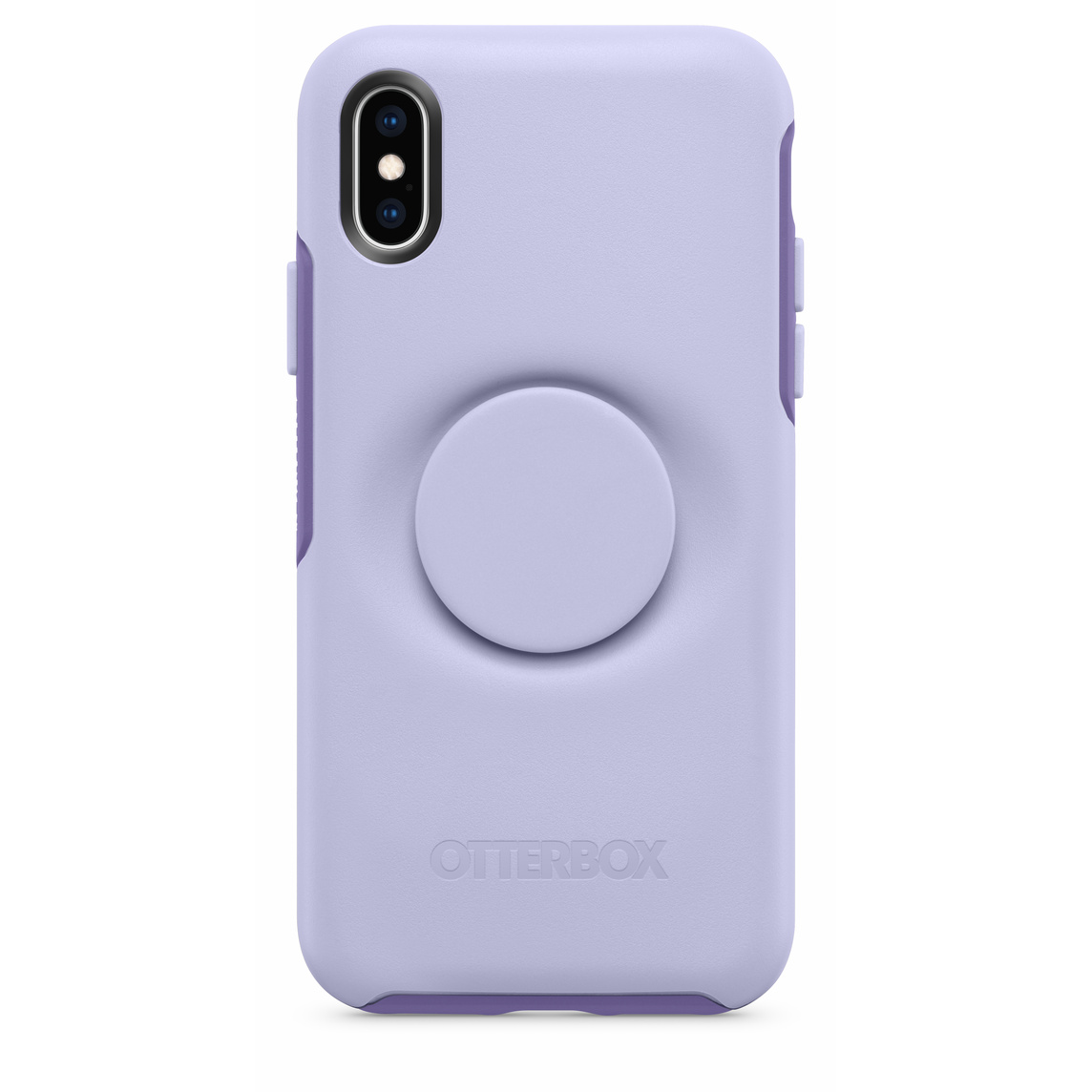 buy popular 28b35 aa1fa OtterBox Otter + Pop Symmetry Series Case for iPhone X / XS