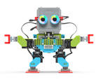 UBTECH Jimu Robot MeeBot 2.0 App-Enabled Building and Coding STEM Kit