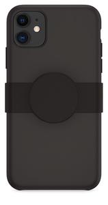 Popsockets Popgrip Slide For Iphone 11 Black Apple Au