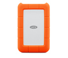 LaCie 5TB Rugged USB-C + USB 3.0 Portable External Hard Drive