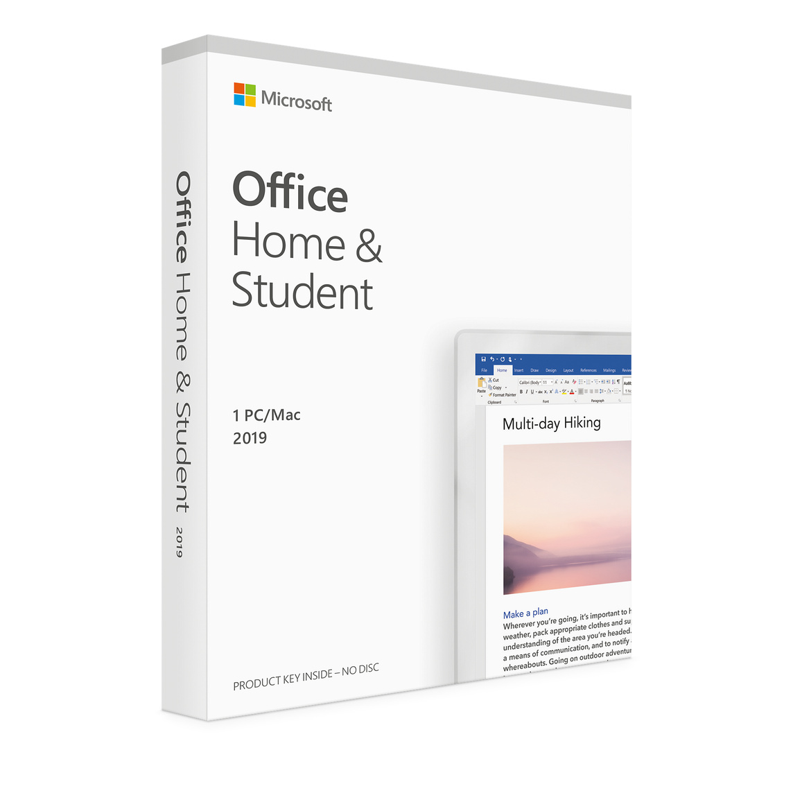 Microsoft Office Home and Student 2019 (1 部 Mac) - GC ...