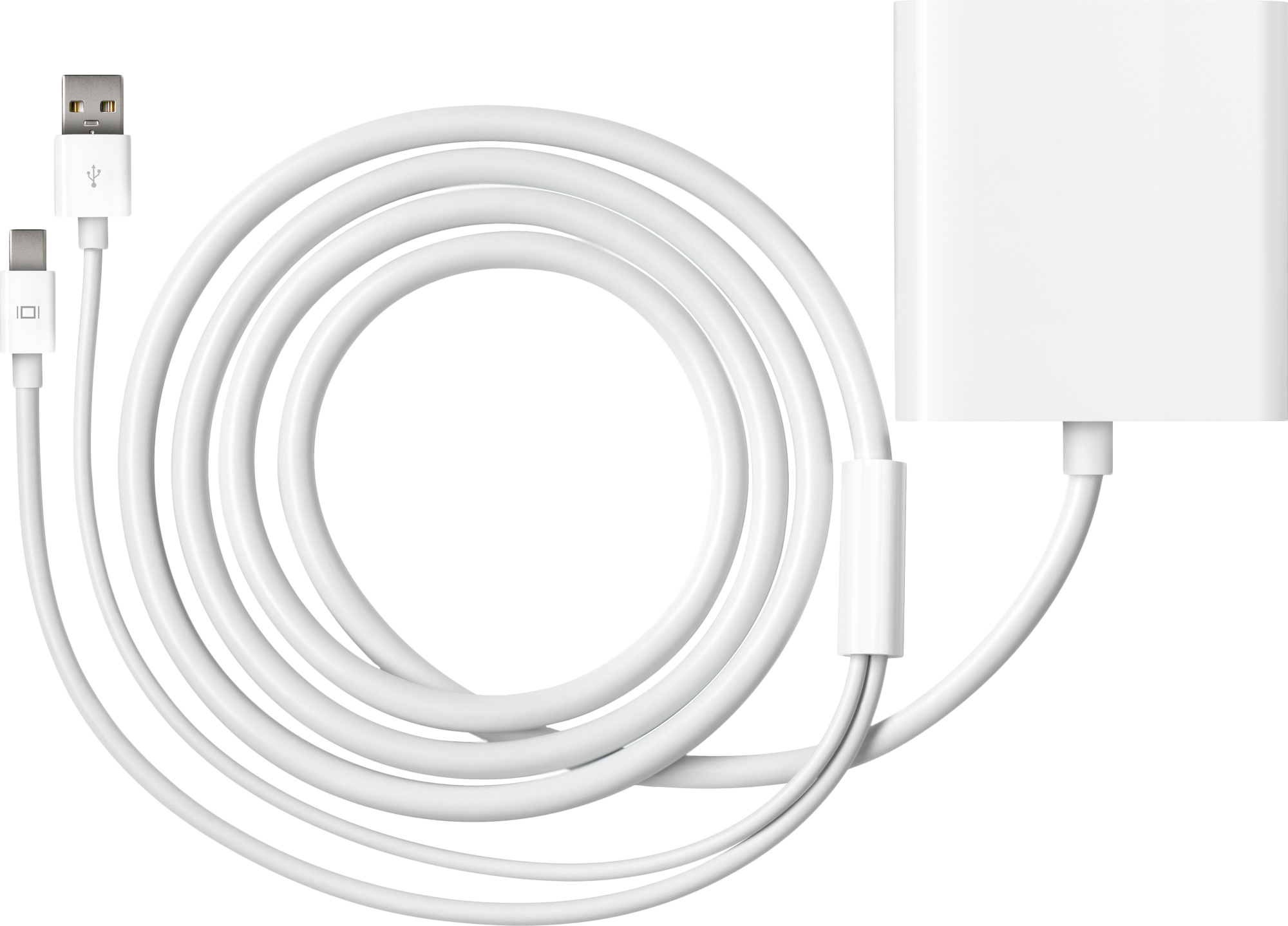Mini DisplayPort to Dual-Link DVI Adapter Reviews - Apple (MY)