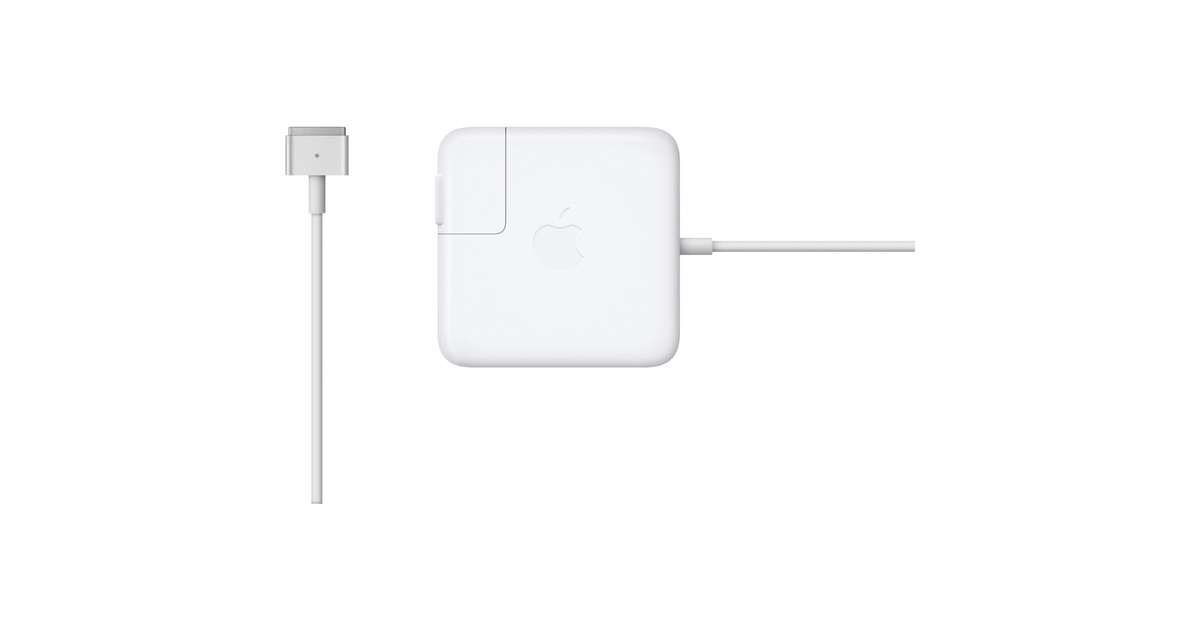 "60Watt AC Adapter A1435 Genuine  Apple 13/"" Mac Book Pro Magsafe2 60W NEW"