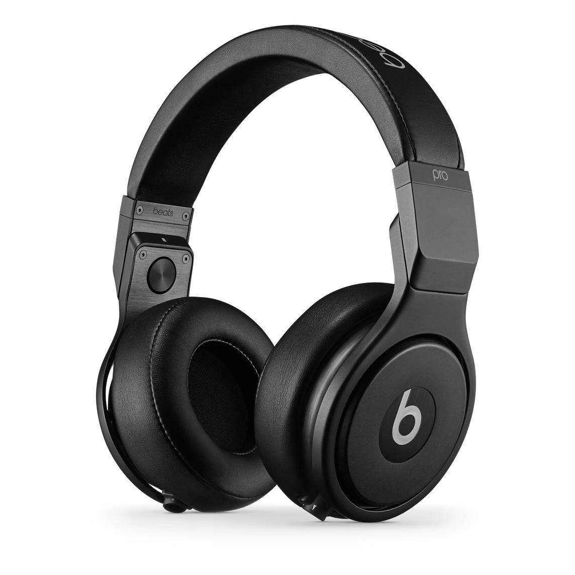 Beats Pro Over Ear Headphones Black