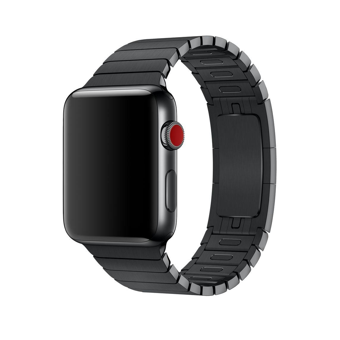 09512c09988a 42mm Space Black Link Bracelet - Apple (SG)