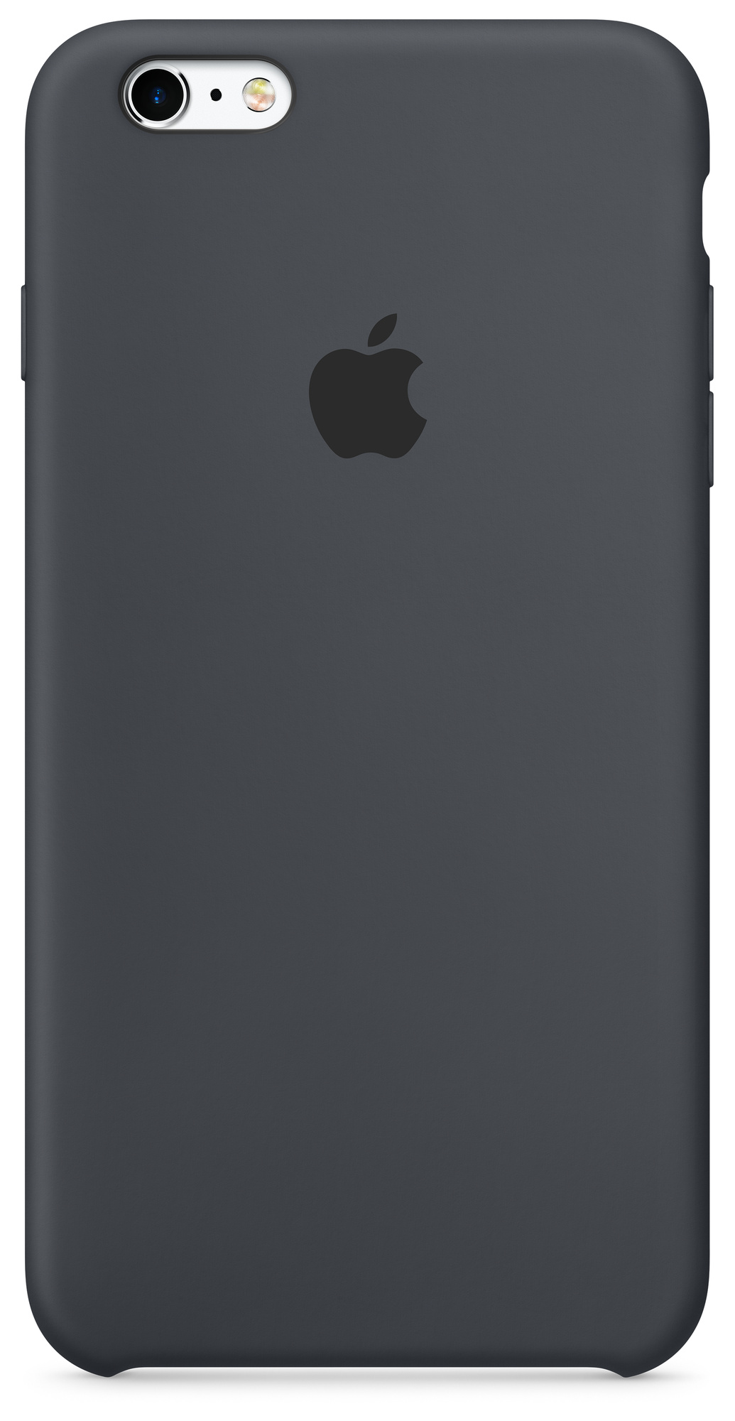 innovative design 77301 be6e9 iPhone 6 Plus / 6s Plus Silicone Case - Charcoal Grey