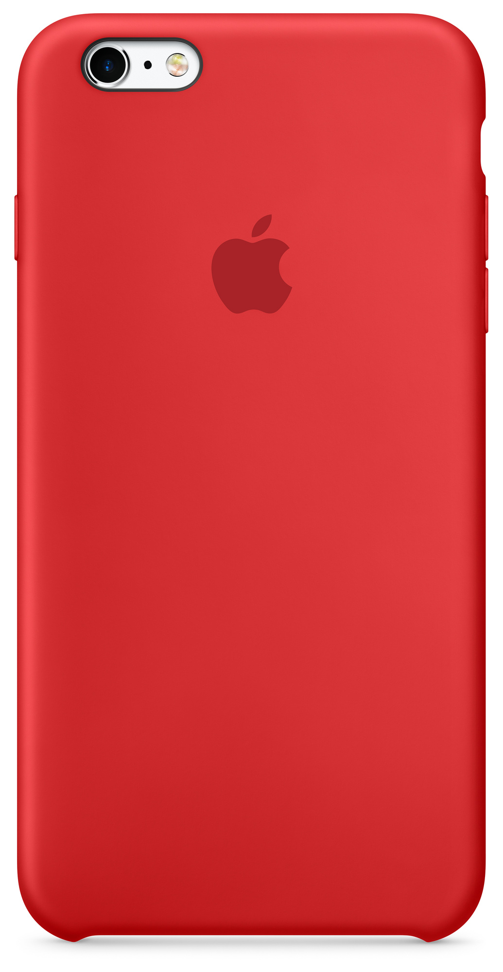 separation shoes d52ae b0e66 iPhone 6 Plus / 6s Plus Silicone Case - (PRODUCT)RED