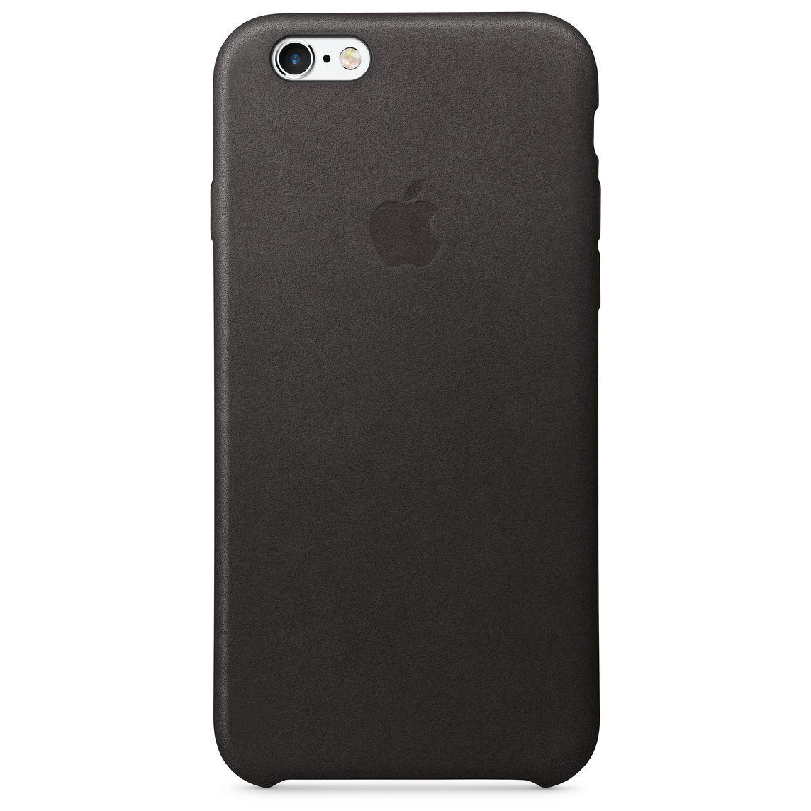 new products 7119c 0c25e iPhone 6 / 6s Leather Case - Black