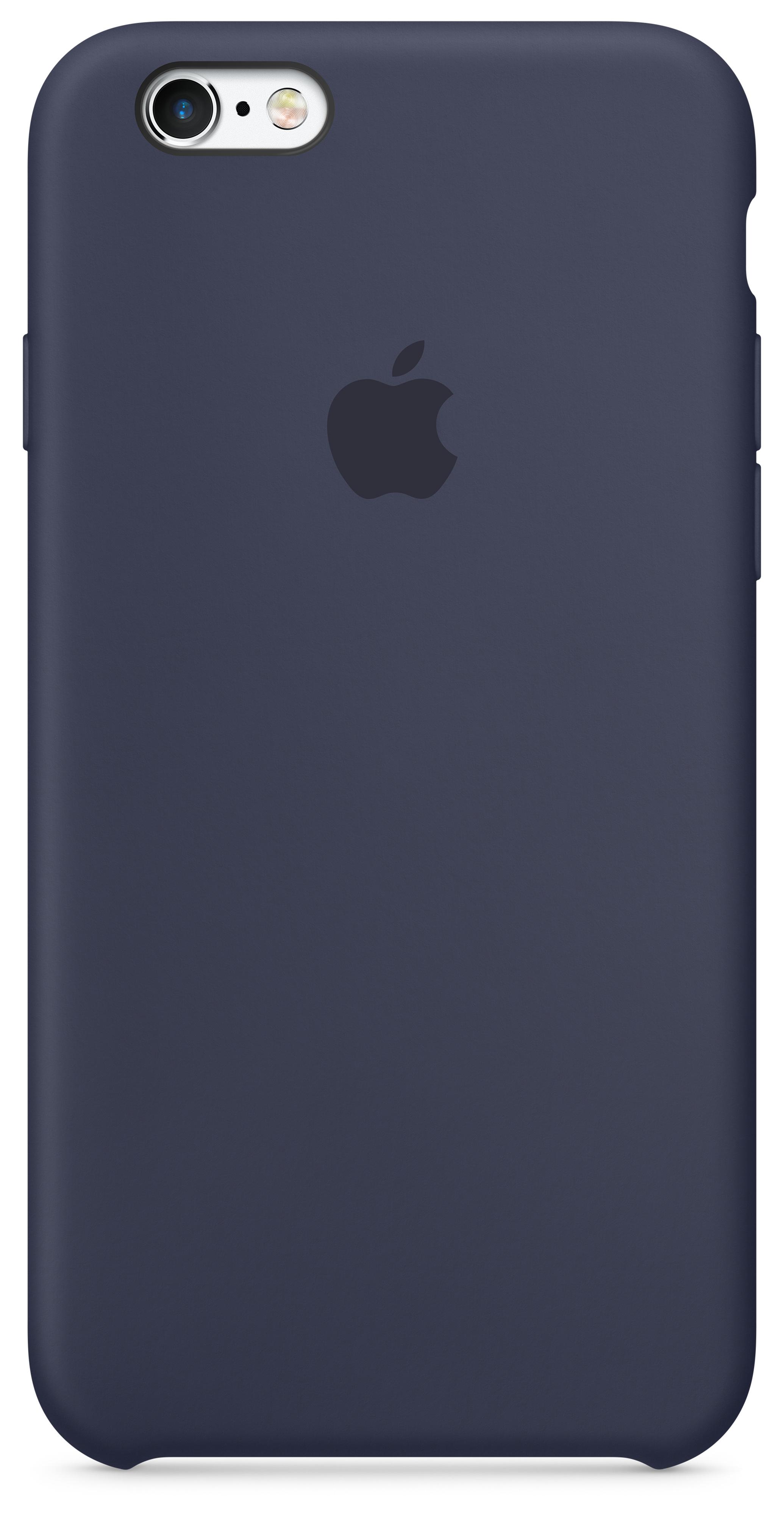 reputable site 0d9c5 223c4 iPhone 6 / 6s Silicone Case - Midnight Blue