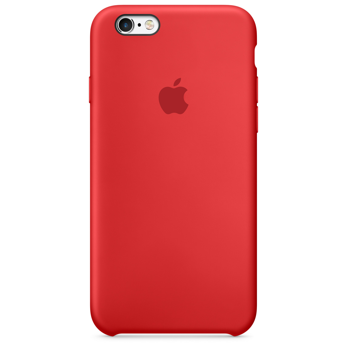 timeless design c9a45 bd6f0 iPhone 6 / 6s Silicone Case - (PRODUCT)RED