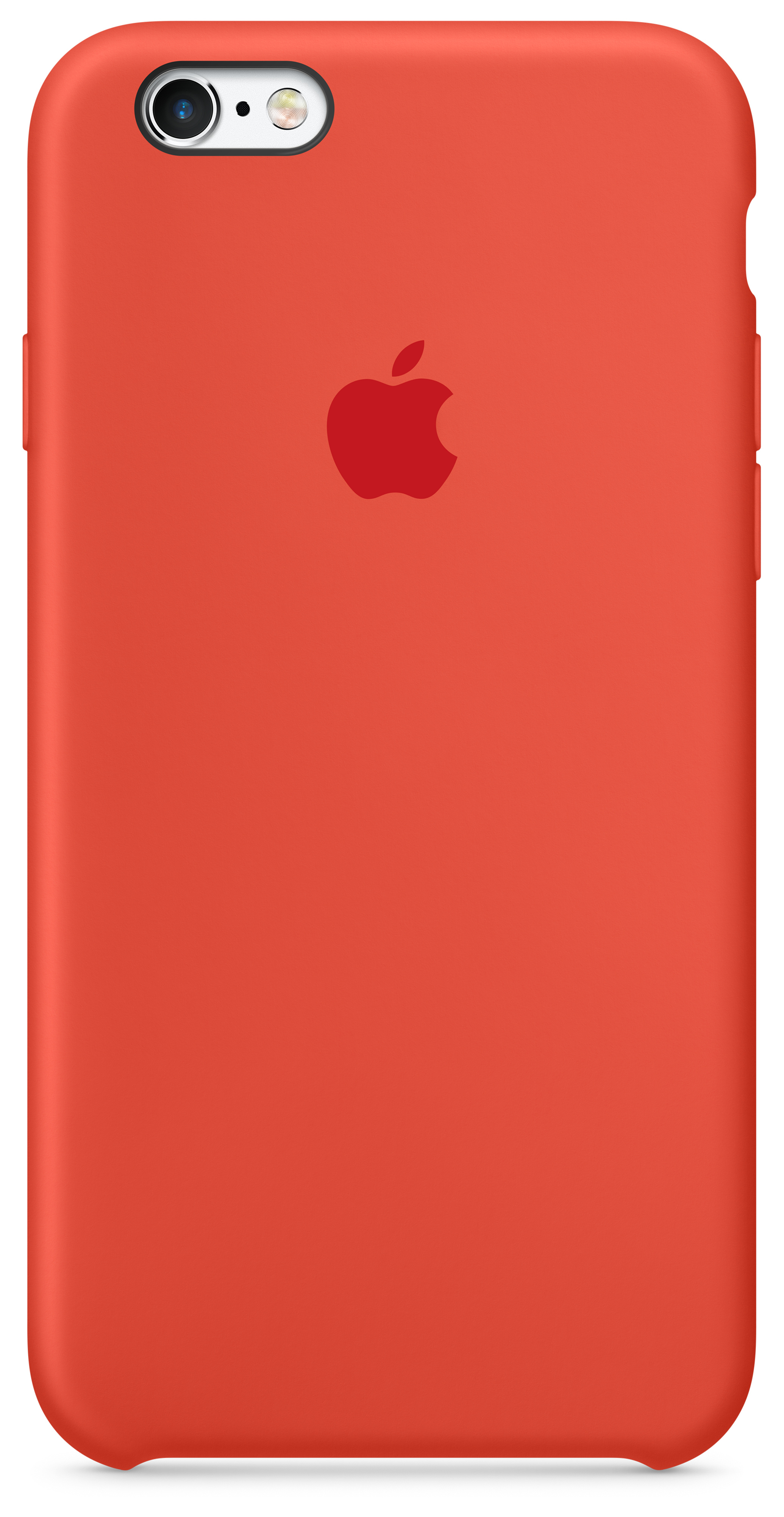 cheap for discount 38bb7 5d38b iPhone 6 / 6s Silicone Case - Orange