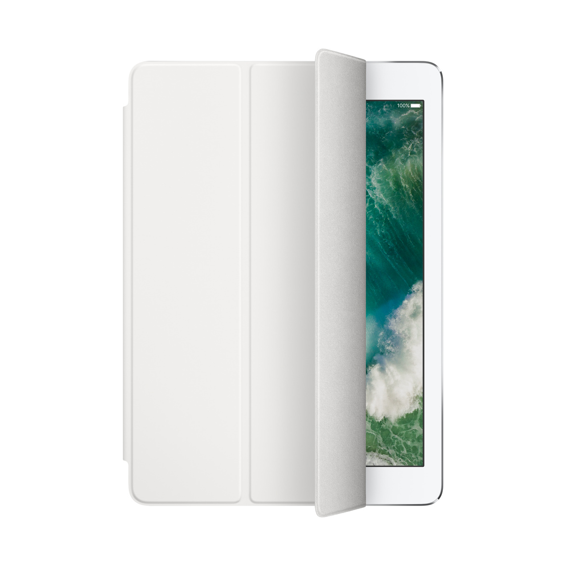 the best attitude 28c4b c75c6 Smart Cover for 9.7-inch iPad Pro - White
