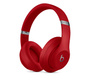 Beats Studio3 Wireless Over‑Ear Headphones - Red