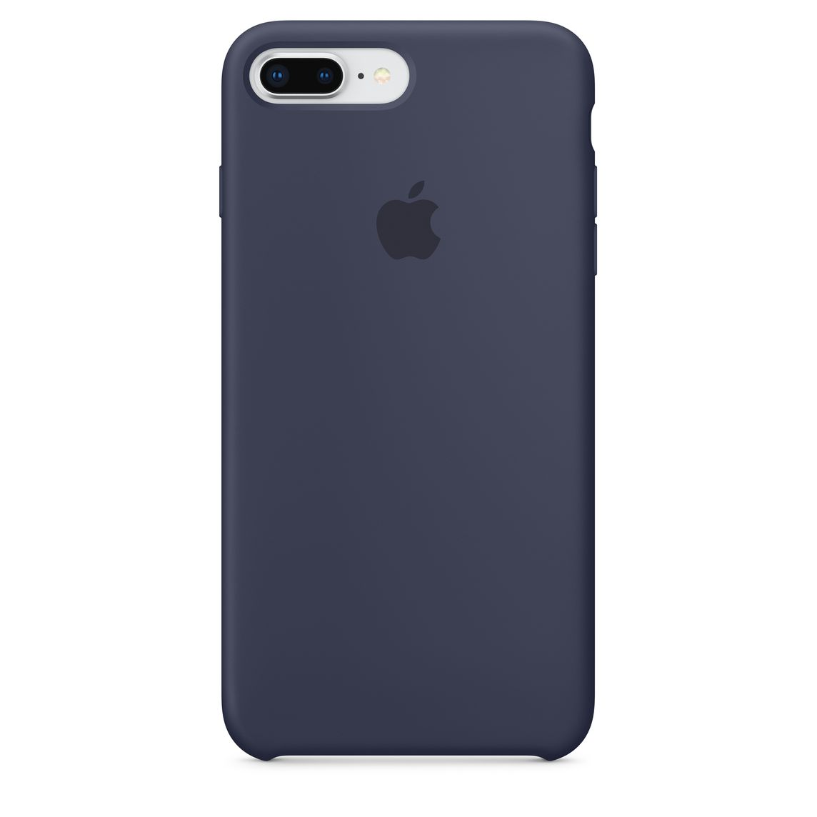 big sale f6214 31120 iPhone 8 Plus / 7 Plus Silicone Case — Midnight Blue