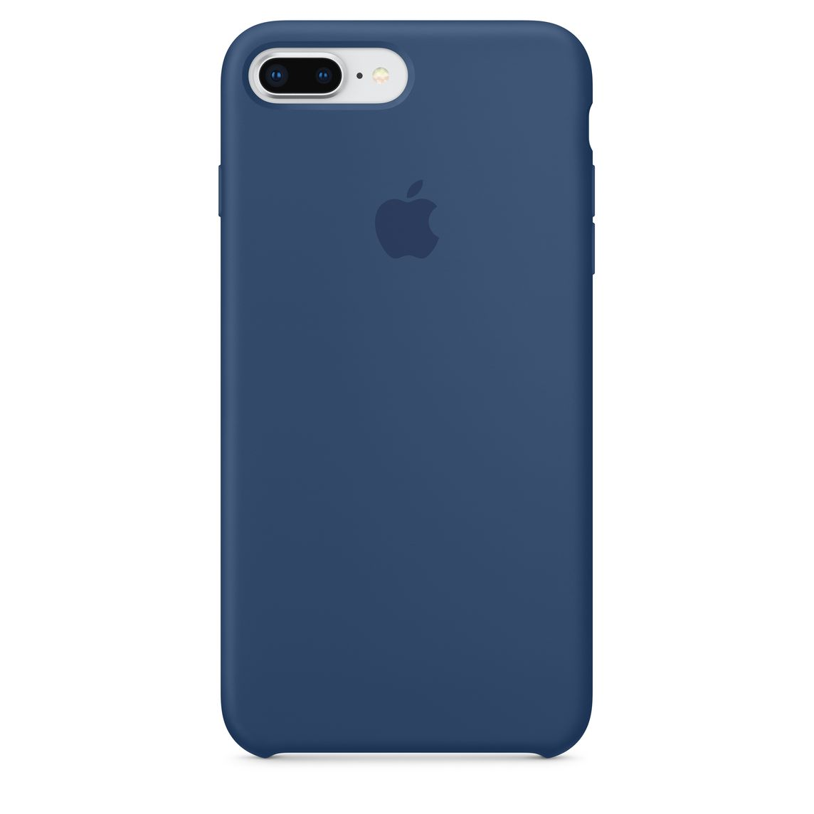 size 40 2c22f 63e71 iPhone 8 Plus / 7 Plus Silicone Case - Blue Cobalt