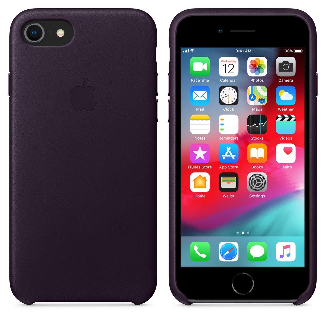 iphone 8 case aubergine
