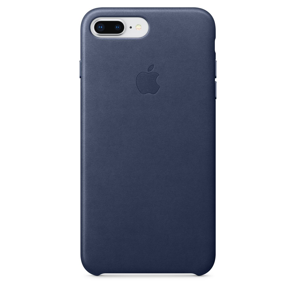 premium selection 180ae eb062 iPhone 8 Plus / 7 Plus Leather Case - Midnight Blue