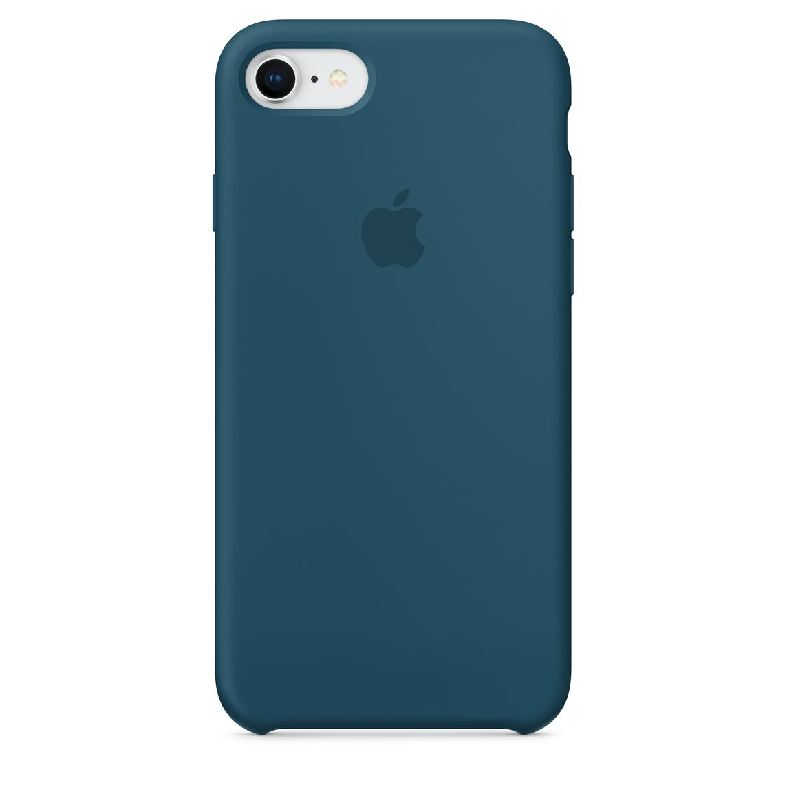 buy online 8c8d3 cb5f8 iPhone 8 / 7 Silicone Case - Cosmos Blue