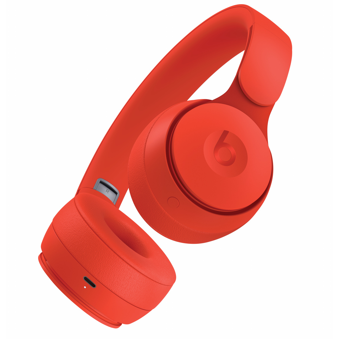 Beats Solo Pro Wireless Noise Cancelling Headphones More Matte Collection Red Apple Ph