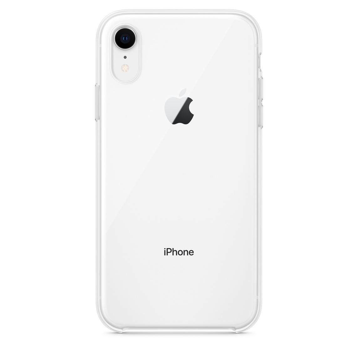 apple iphone xr glitter star clear case original