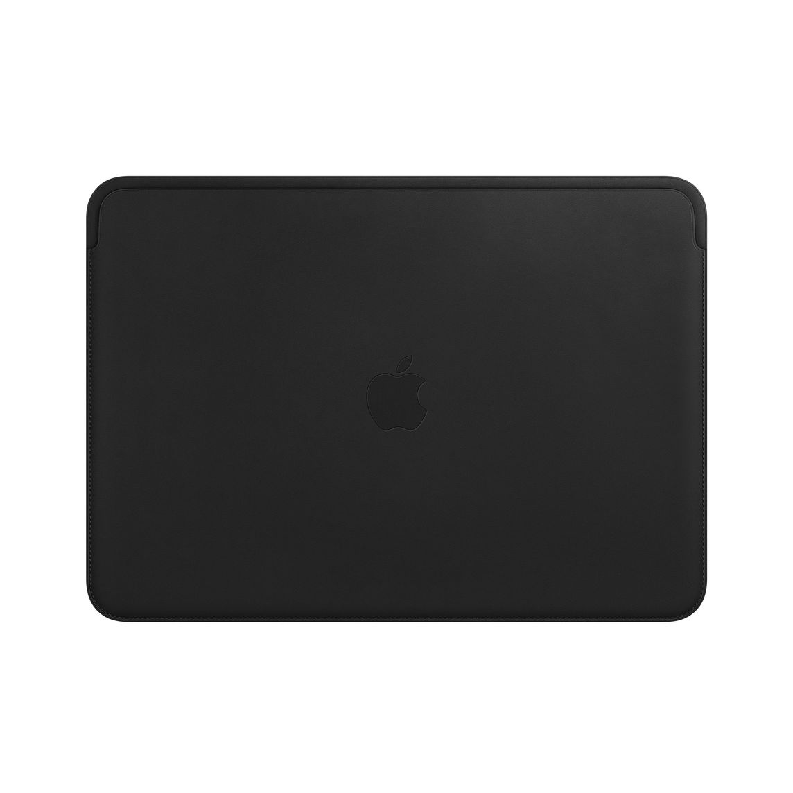 watch 4553a cb882 Leather Sleeve for 13-inch MacBook Air and MacBook Pro - Black