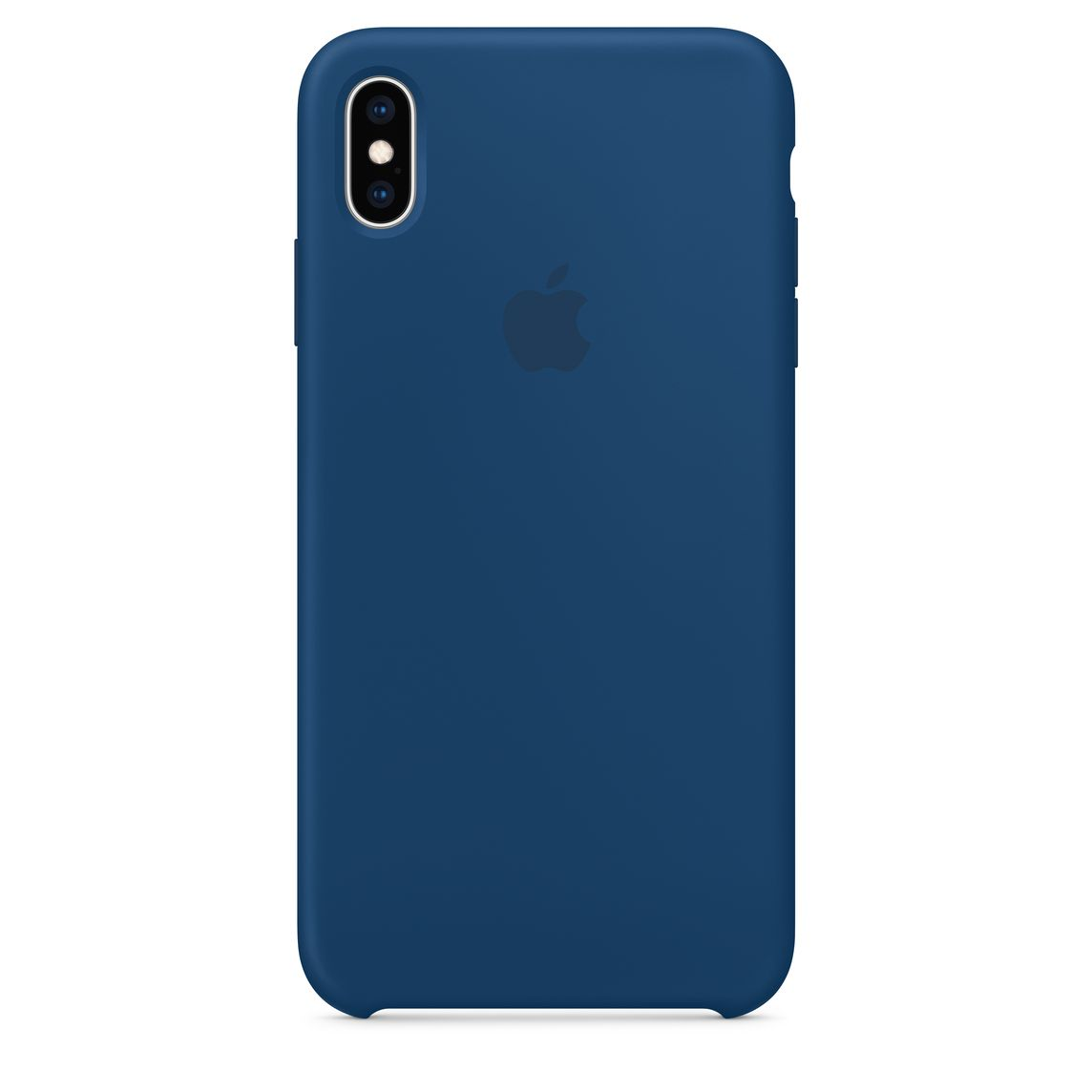 watch d9382 a6214 iPhone XS Max Silicone Case — Blue Horizon
