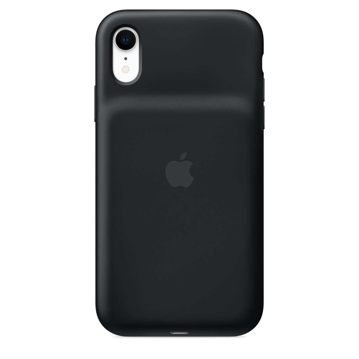 the best attitude a1ebe 7c2c3 iPhone XR Smart Battery Case - Black