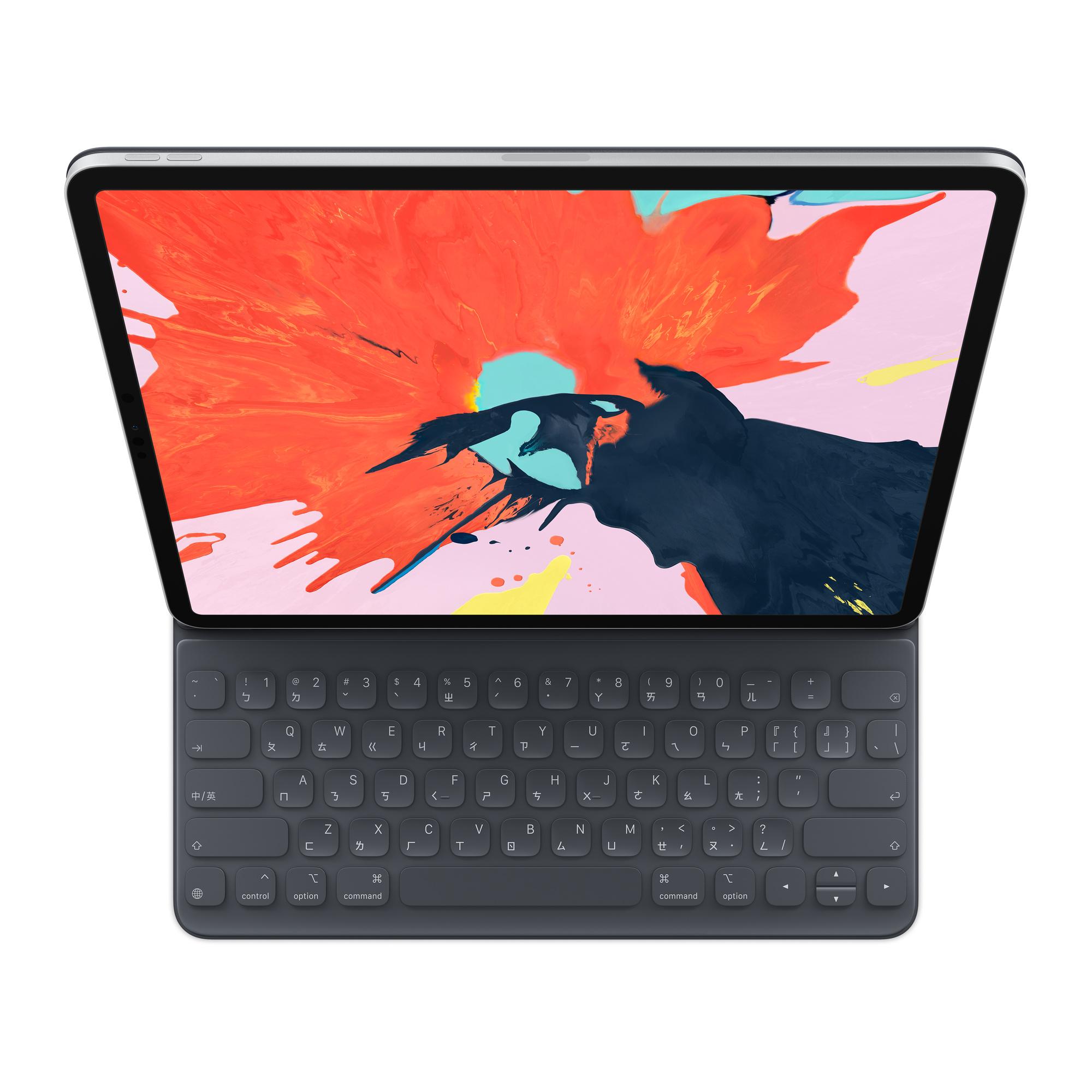 Smart Keyboard Folio for 12 9-inch iPad Pro (3rd Generation