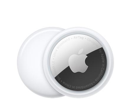新品发售:229元包邮  Apple 苹果 AirTags 智能追踪器