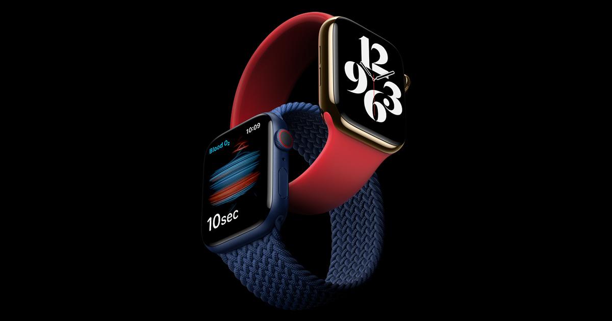 Buy Apple Watch Series 6 - Apple (SG)