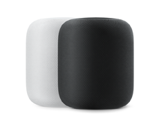 Answer questions about the HomePod.