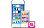 Answer questions about the iPod.