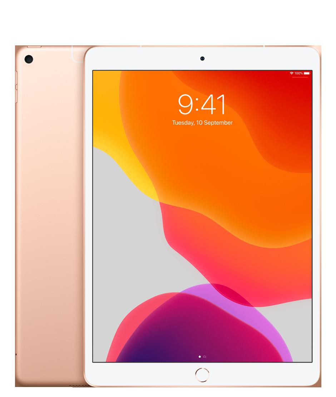 10 5 Inch Ipad Air Wi Fi Cellular 256gb Gold Apple Au