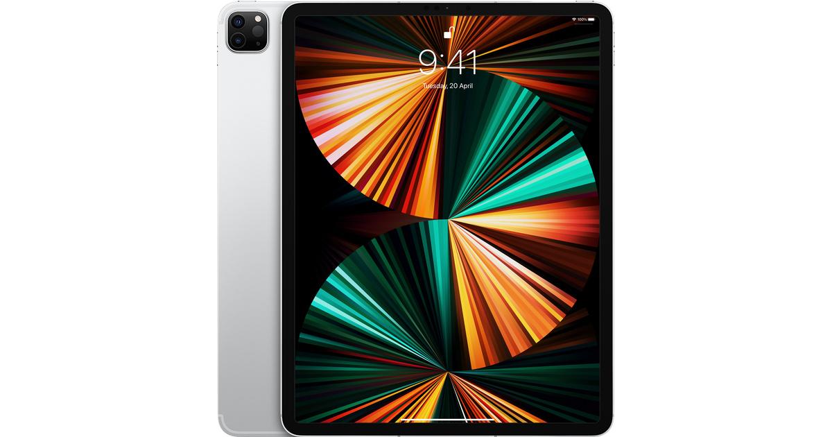 12.9-inch iPad Pro Wi-Fi + Cellular 512GB - Silver - Apple ...