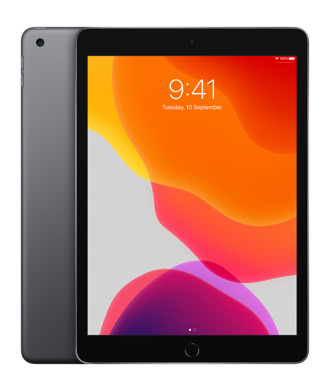 10.2-inch iPad Wi-Fi 128GB - Space Grey - Business - Apple (SG)