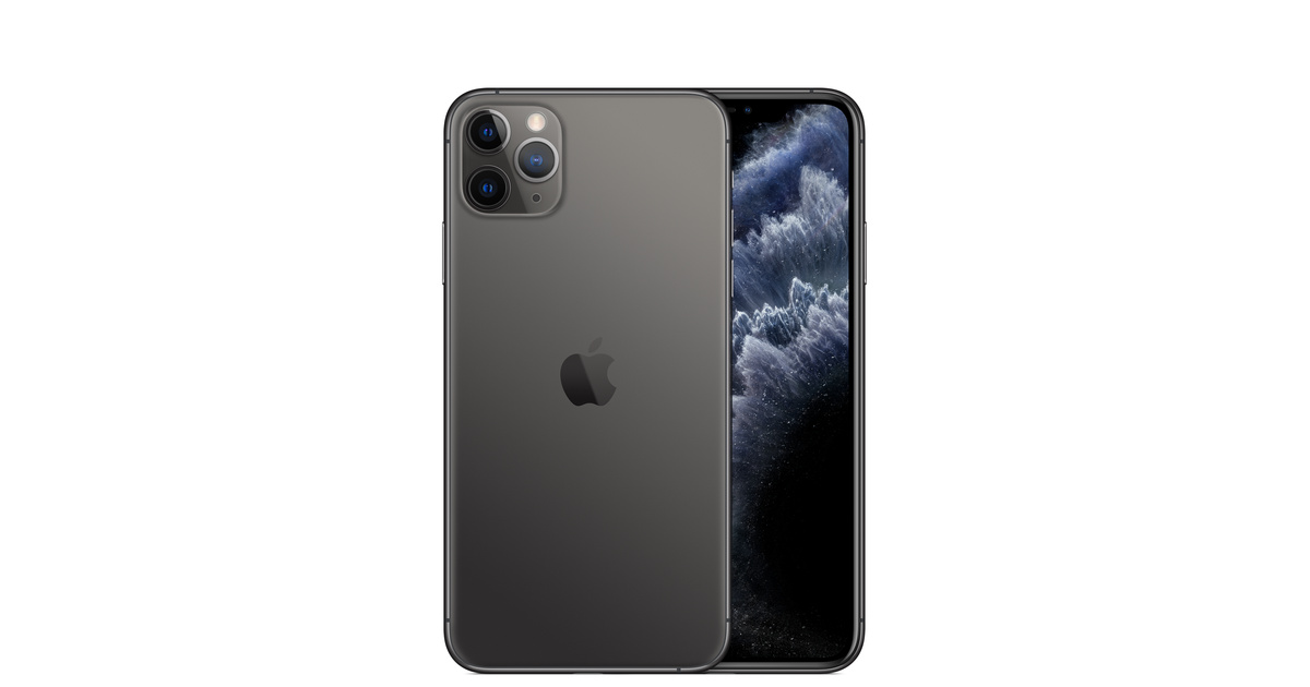iPhone 11 Pro Max 512GB Space Grey - Apple (SG)
