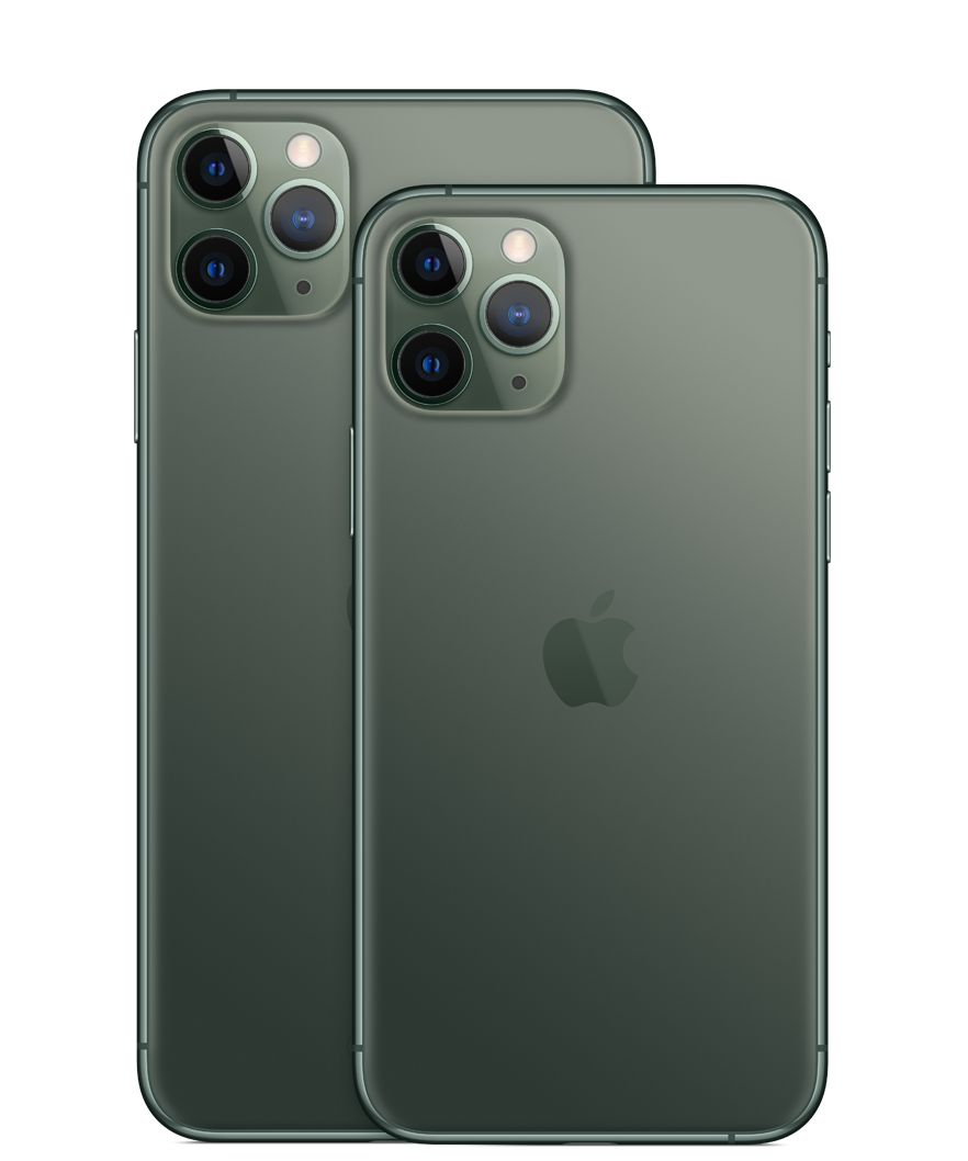 Iphone 11 Pro And Max