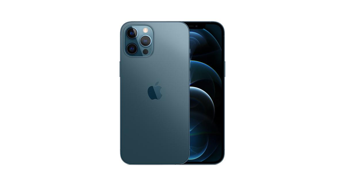 iPhone 12 Pro Max 128GB Pacific Blue - Apple (PH)