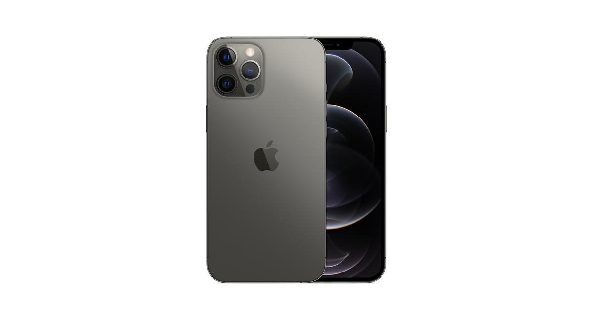 iPhone 12 Pro Max 512GB Graphite - Apple (PH)
