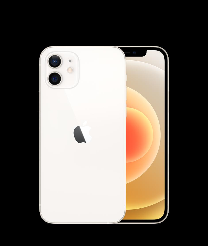iPhone 12 ความจุ 64GB สีขาว - Apple (TH)