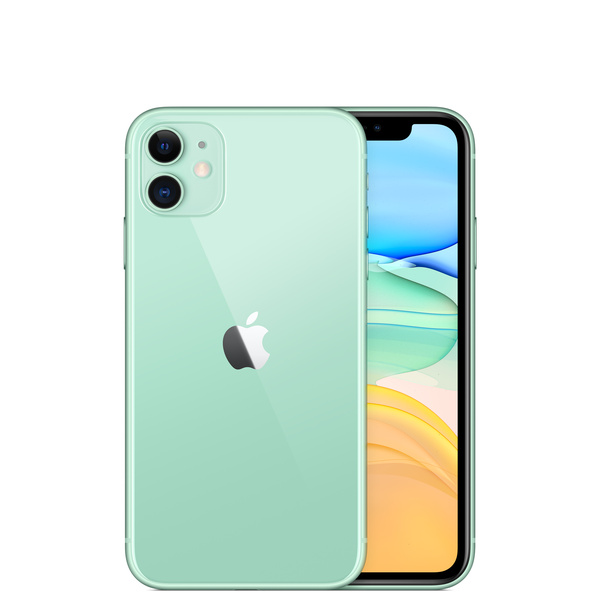 iPhone 11 128GB 綠色 - Apple - MWM62TA/A