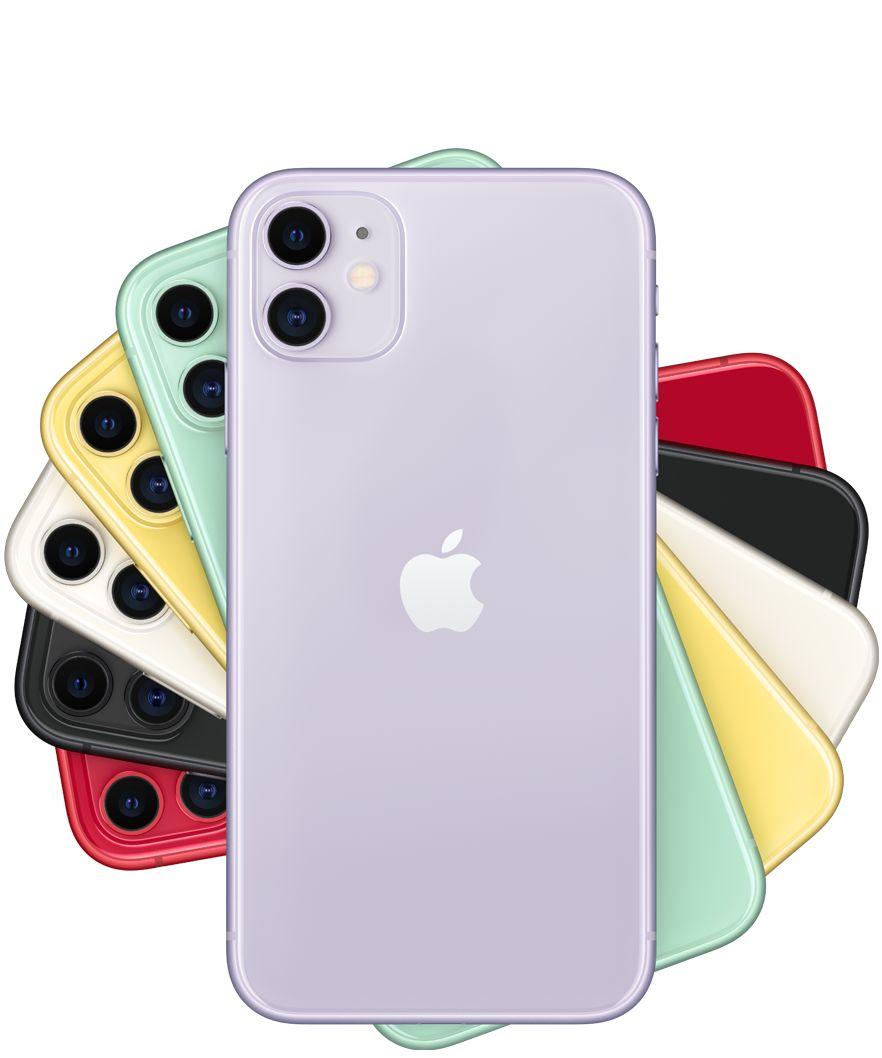 新款 苹果 iPhone 11、11 Pro、11 Pro Max手机 ¥5499起 多色可选