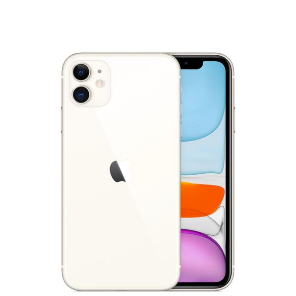iPhone 11 128GB 白色 - Apple - MWM22TA/A